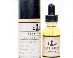 Five Pawns Absolute Pin
