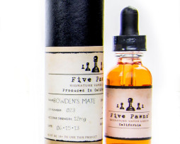 Five Pawns Bowden's Mate