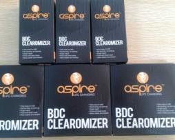 Aspire BDC Cartomizer Tank Coil Heads 5 Pack