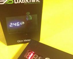 Portable Ohm Meter