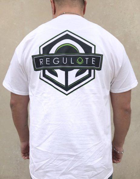 Craving Vapor E-Liquid Regulate T-Shirts